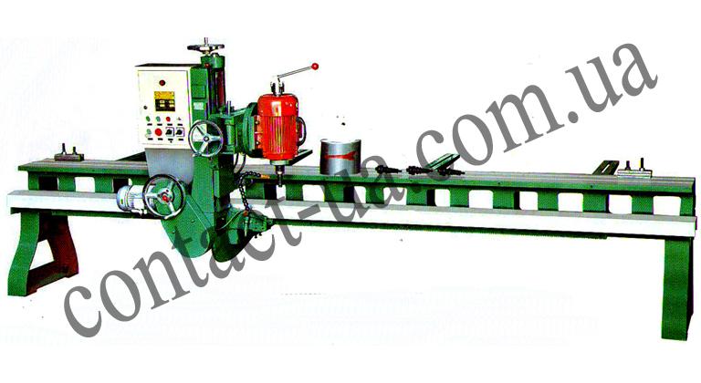 Автоматический станок для нарезки и полировки профиля типа SHC-99D