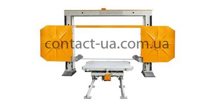 Канатный станок для пассировки блоков и резки слябов PLC-2000