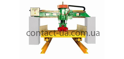 Мостовой для слябов - 150/200 (аналог автоматического полировочного станка - QSM 150/200)