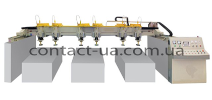 Автомат полировочный - АП-300 (аналог мостового шлифовально-полировального  станка  QSM-300, HSM-6T)
