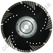 Сухорезы диаметром 230 мм (с флянцем)