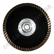 Сухорезы диаметром 125 мм (с флянцем)